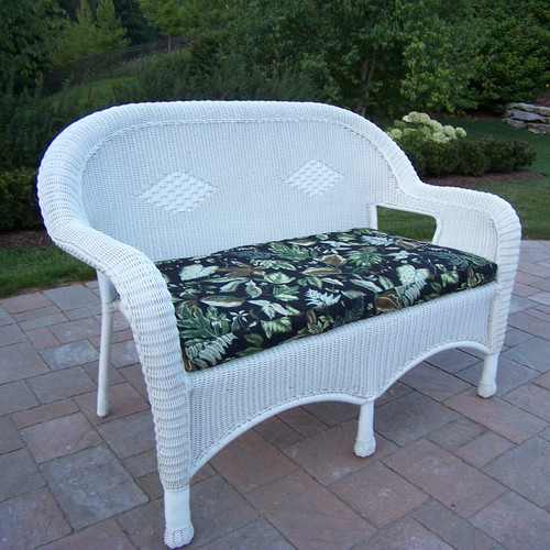 Oakland Living Loveseat with Cushion