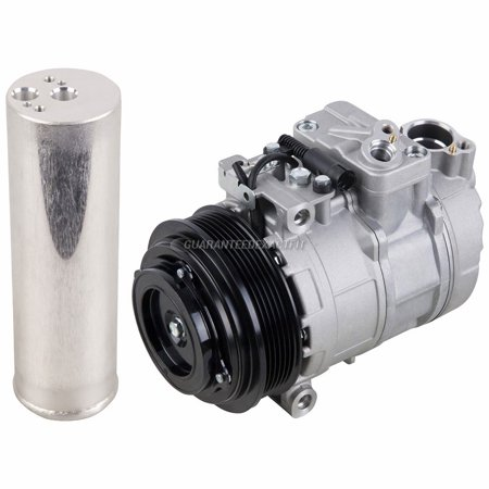 AC Compressor w/ A/C Drier For Mercedes S430 Freightliner Sprinter 2500 3500