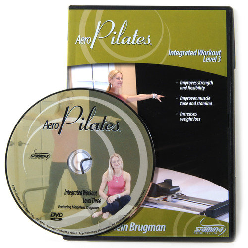Stamina Products - AeroPilates Level Three Integrated Workout with Marjolein Brugman DVD 05-9123D