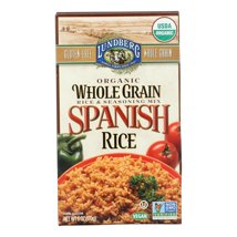 Rice: Lundberg Spanish Rice Mix