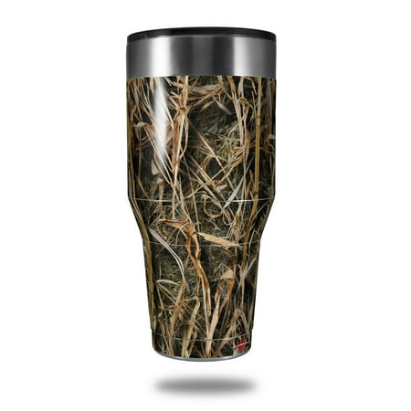 Skin Decal Wrap for Walmart Ozark Trail Tumblers 40oz WraptorCamo Grassy Marsh Camo (TUMBLER NOT INCLUDED) by WraptorSkinz
