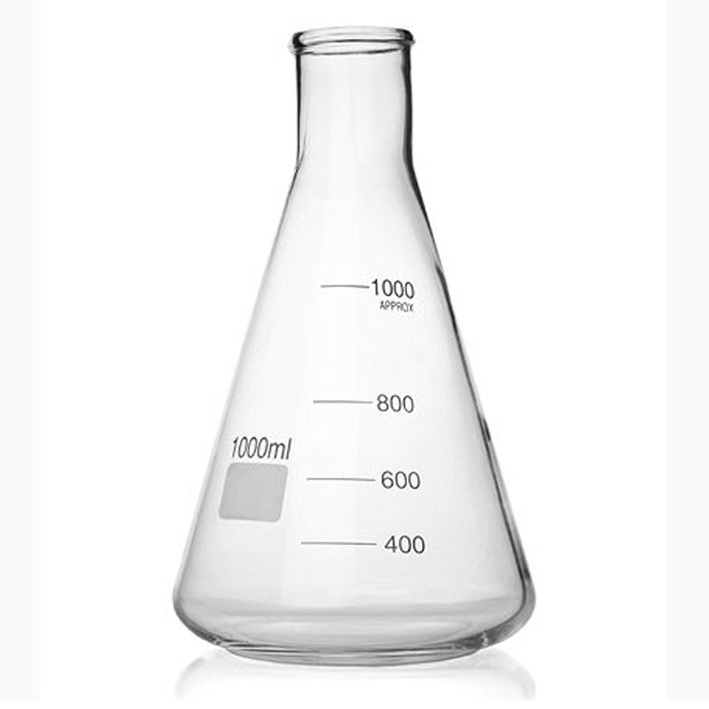 1000 ml Erlenmeyer Fermenter Flask by Home Brew Ohio