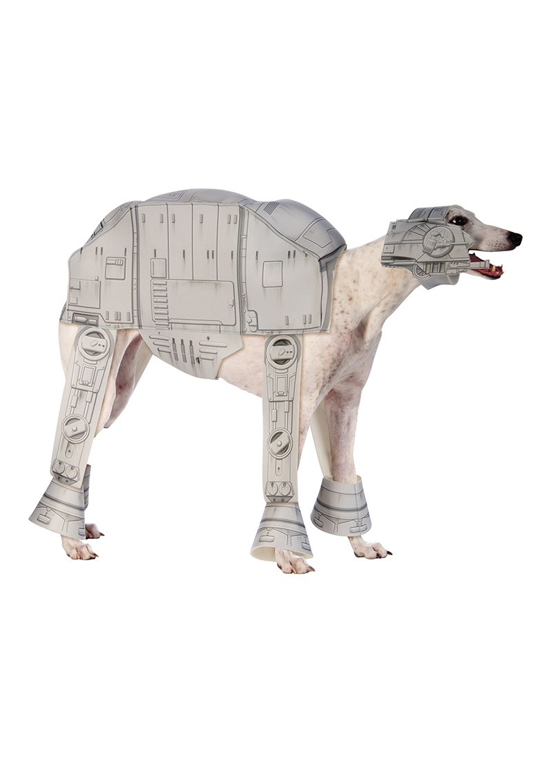 Pet Star Wars Imperial Walker Costume by Rubies 885577