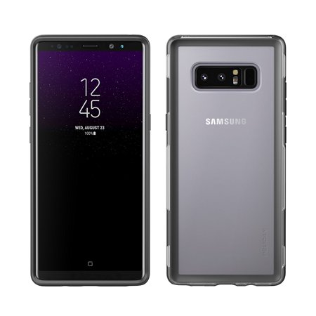 online store c21aa 236be Pelican Adventurer Slim Protector for Samsung Galaxy Note 8 Case -  Clear/Black