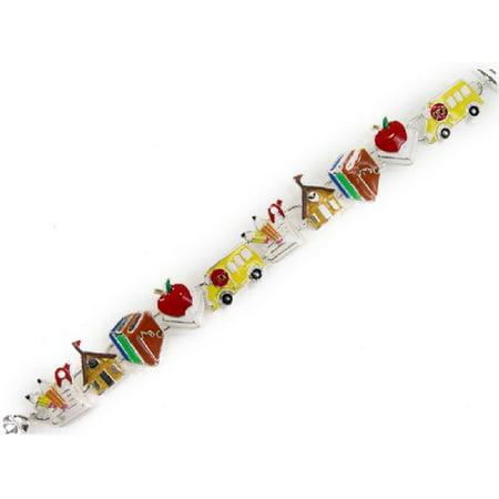 Recognition Gifts (Teacher Appreciation Bracelet Year End School Gift Present)