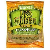 Nana's No Gluten Cookie Lemon -- 3.5 oz