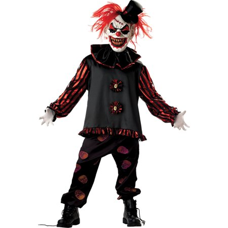 Carver The Clown Costume (Morris Costumes Carver The Clown Child)