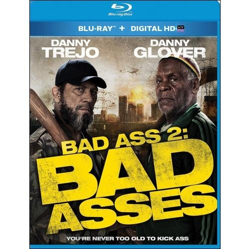 Bad Ass 2: Bad Asses (Blu-ray) (Widescreen)