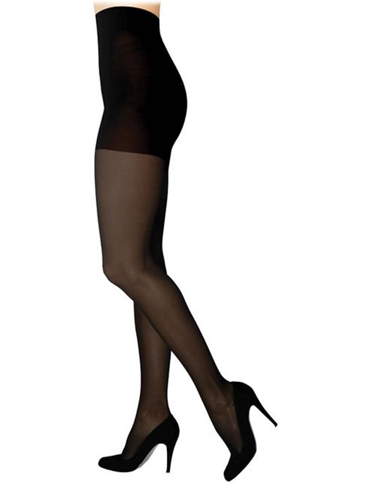 Sigvaris 842 Soft Opaque Closed Toe Maternity Pantyhose - 20-30 mmHg  Short Sif842M