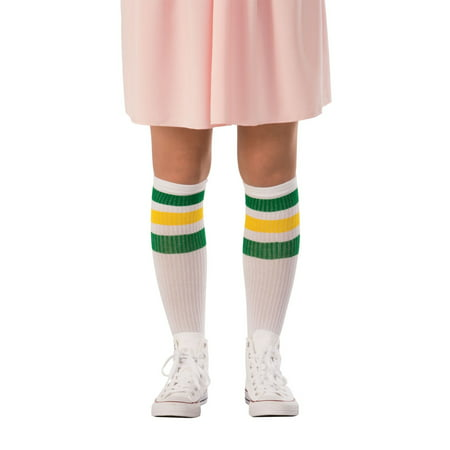Halloween Stranger Things Eleven's Socks - Thing One And Thing Two Halloween Costumes