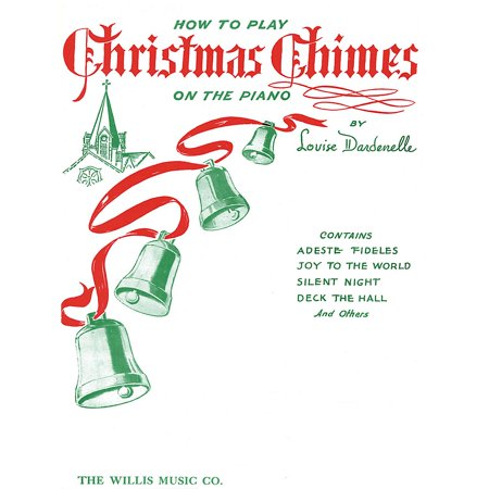 Willis Music How to Play Christmas Chimes on the Piano (Early Inter Level) Willis Series by Louise - This Is Halloween On Piano
