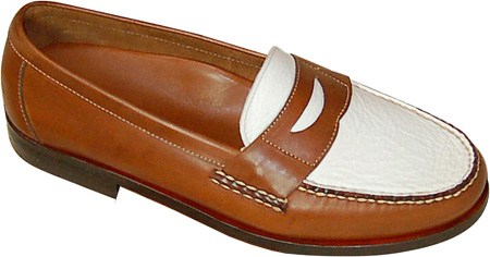 Men's David Spencer Shag Penny Loafer by David Spencer