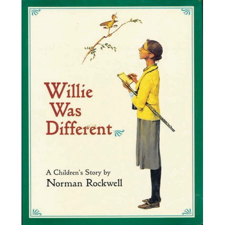 Willie Was Different : A Children's Story a Children's Story (Good Children's Halloween Stories)