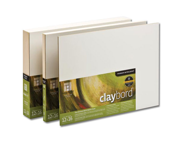 """Click here to buy CLAYBORD SM 2"""" CRADLE 10X30 by Ampersand."""
