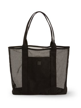 8408a552ee68 Product Image Large Black Beach Tote