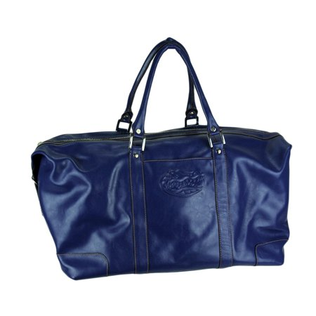 e89b5c591d Florida Gators Blue Embossed Leather Duffle Bag - image 3 of 3 ...