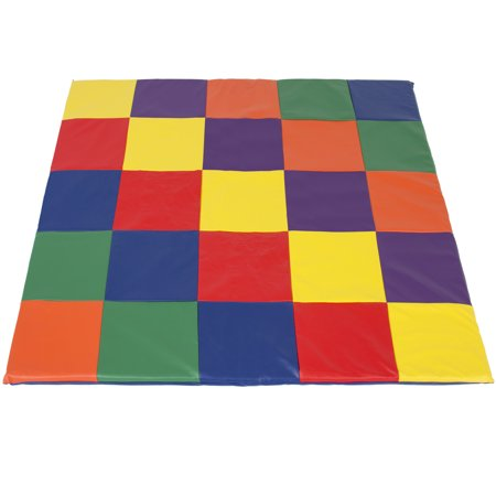 Best Choice Products Kids Soft Foam Cushioned Toddler Play Mat for Home, Activity, Rest -