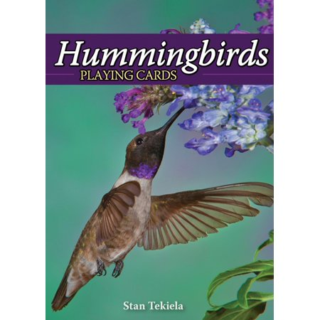 Nature's Wild Cards: Hummingbirds Playing Cards (Other)