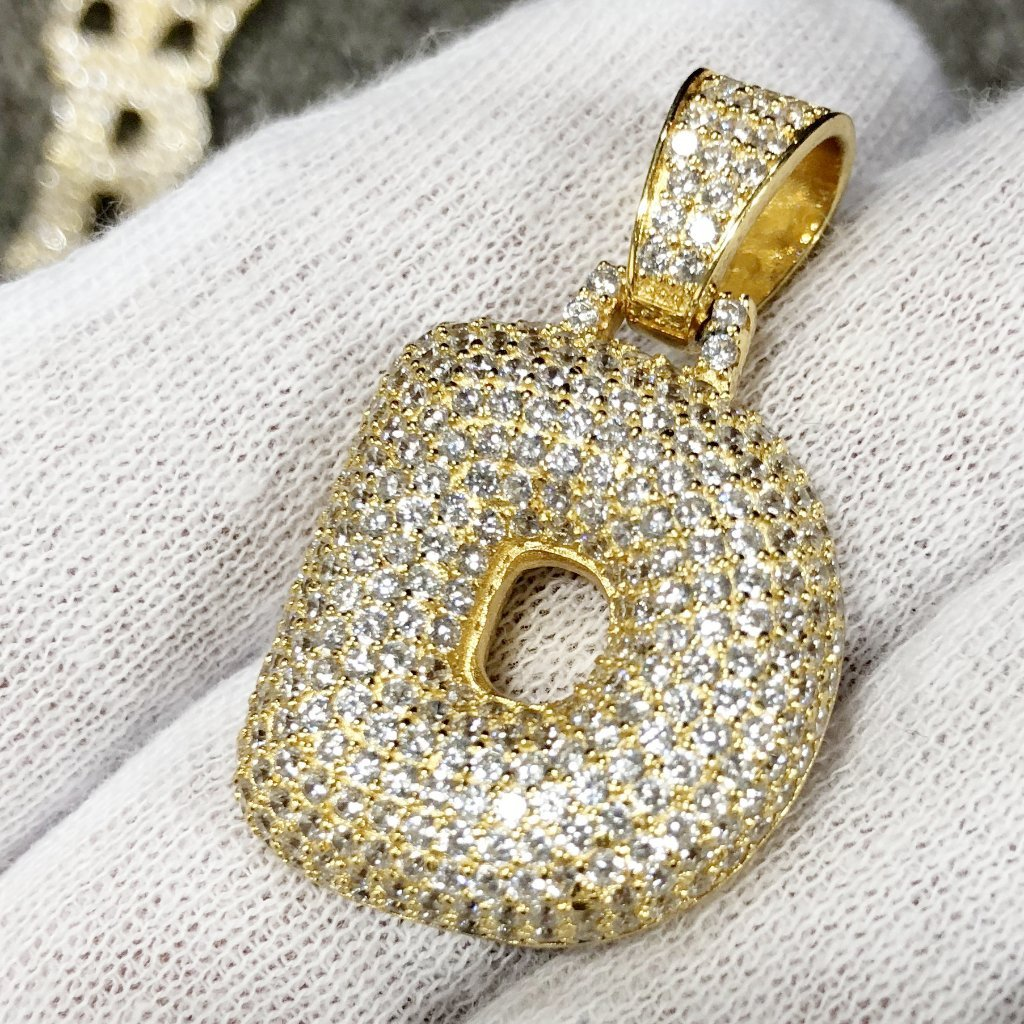 13*18mm Resin Druzy Crystals Stainless Steel Crown Sizeable Cocktail Ring JZ0487