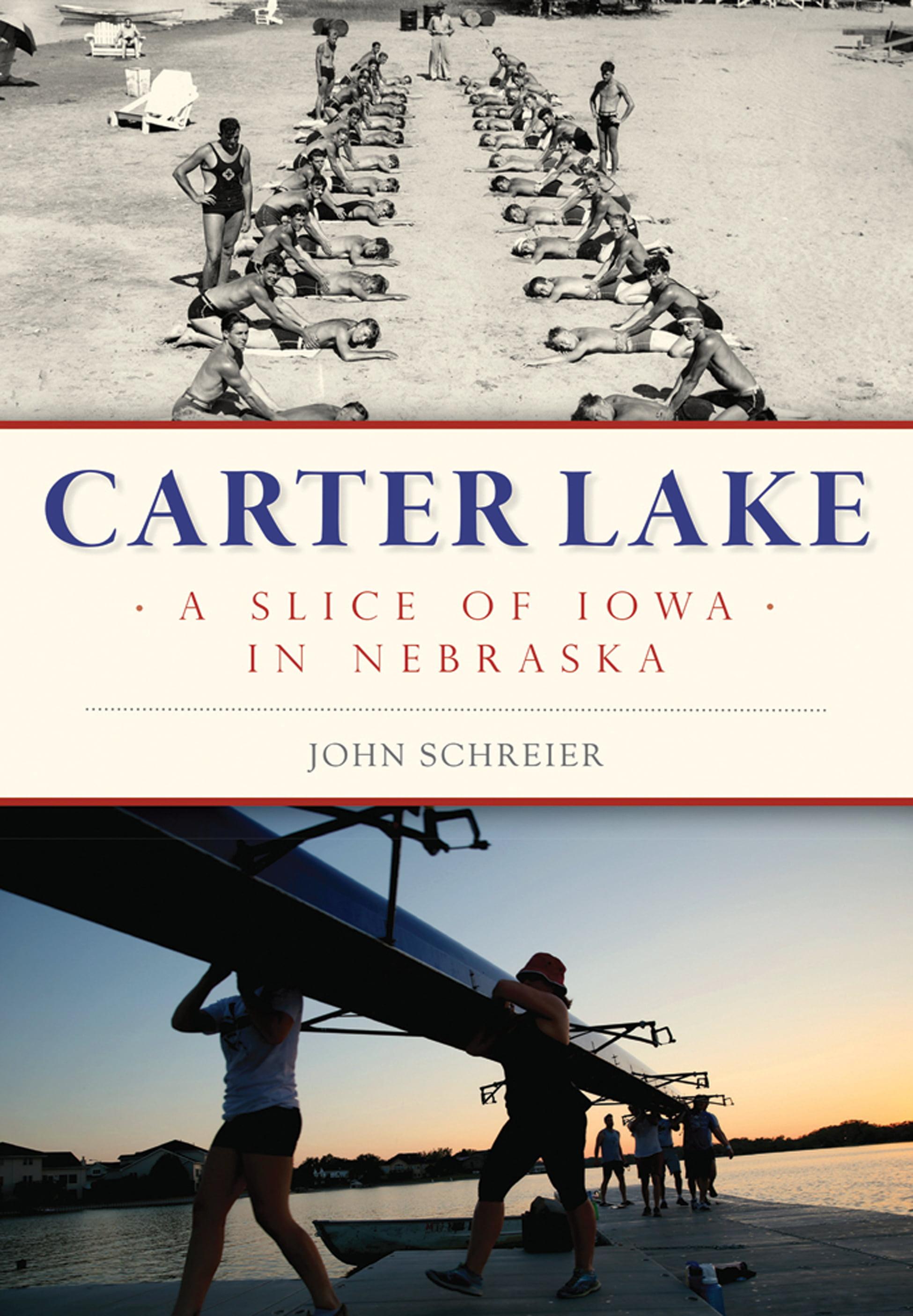Carter Lake A Slice Of Iowa In