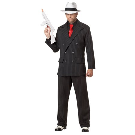 Adult Mob Boss Costume California Costumes 1189 for $<!---->