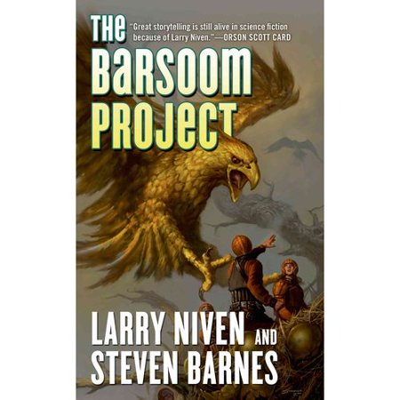 The Barsoom Project by