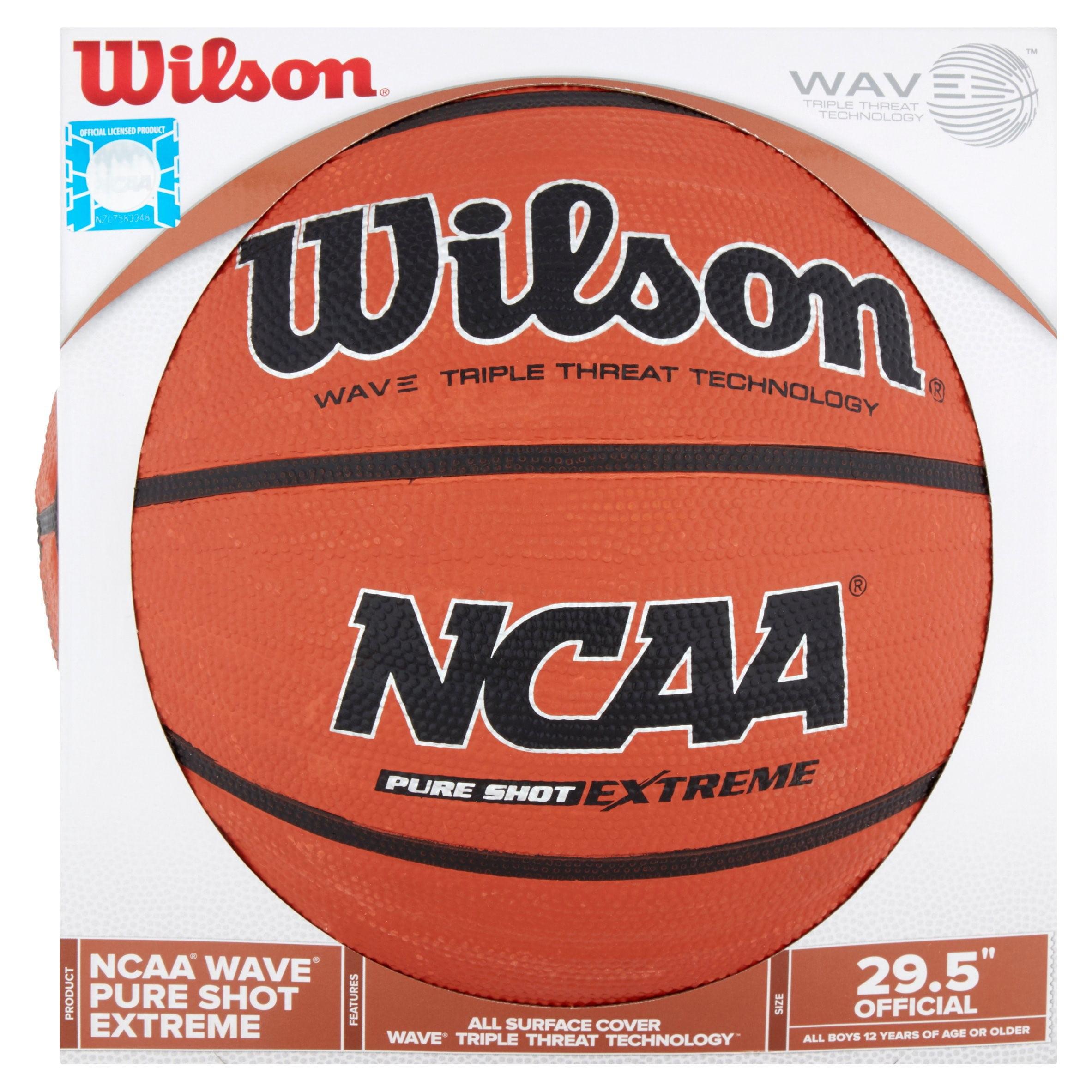 Wilson Sporting Goods Wilson Pure Shot Basketball, Brown by Wilson Sporting Goods