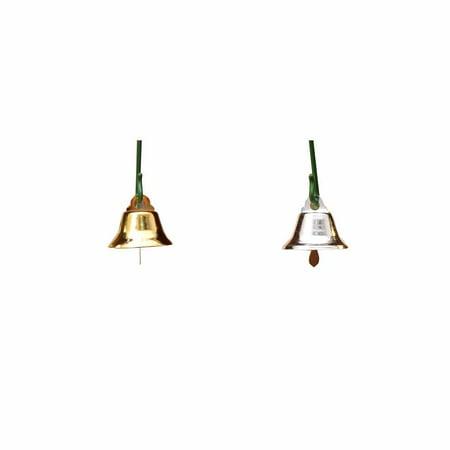 10pcs/bag Metal Small Bells Wedding Festival Christmas Tree Decoration Bell Party Xmas
