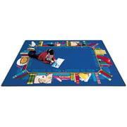 Joy Carpets Read to Succeed Kids Area Rug
