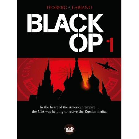 Black Op - Volume 1 - eBook (Volume 1 Organ)