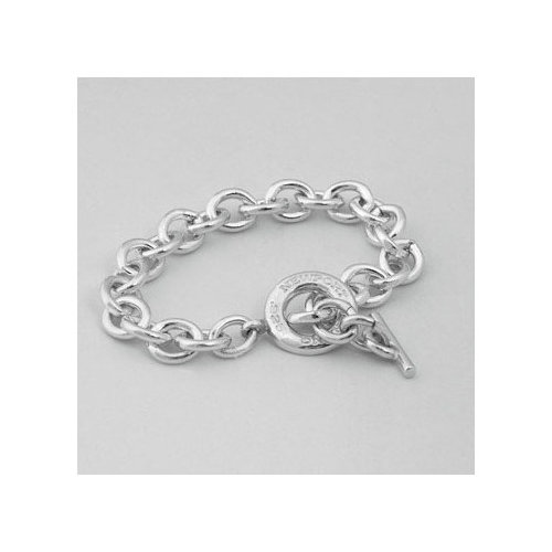 Newport Sterling Ring and Toggle Bracelet