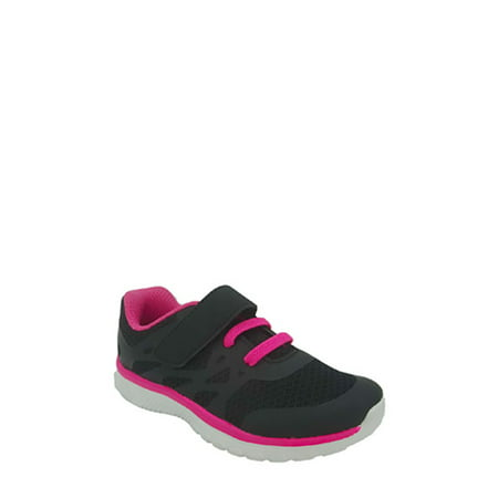 Athletic Works Toddler Girls' Light Weight Basic Sneaker