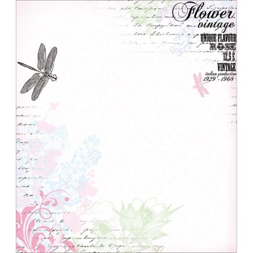 "Lavender Haze Gift Bag 13""X15""X2.75"" (330x380x70mm)-"