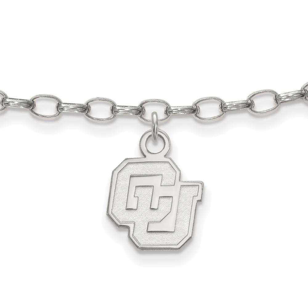 Colorado Anklet (Sterling Silver)