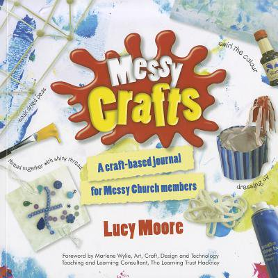 Church Craft (Messy Crafts : A Craft-Based Journal for Messy Church Members )