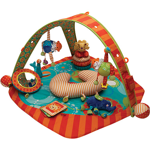 Boppy - Flying Circus Deluxe Play Gym