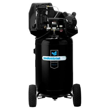 Electric Air Compressor >> Industrial Air 30 Gal Portable Electric Air Compressor