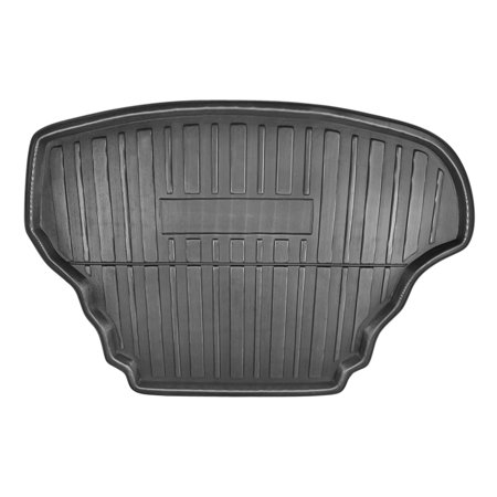 Black Car Rear Trunk Boot Liner Cargo Mat Floor Tray for Toyota Camry 12-17 ()