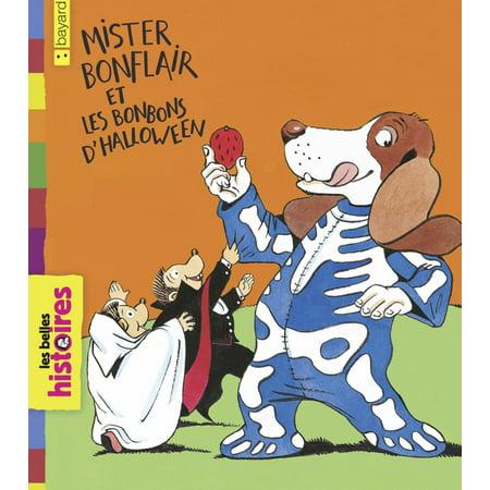 Mister Bonflair et les bonbons d'Halloween - eBook