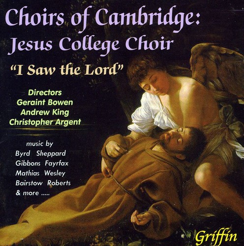 Jesus College Choir - I Saw the Lord [CD]