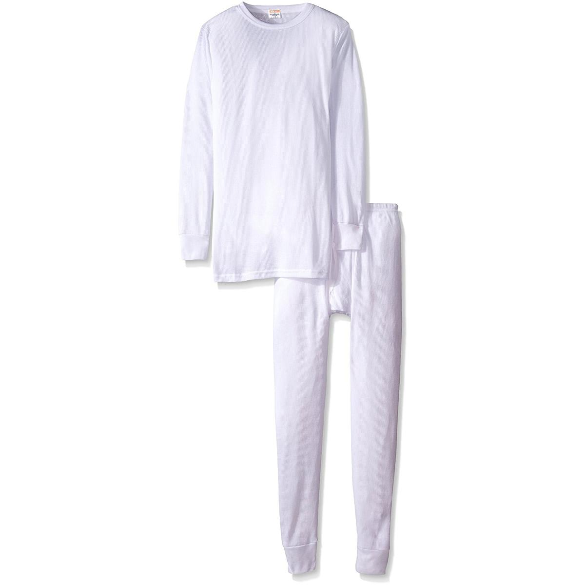 Rocky Mens 2PC Long John Thermal Underwear