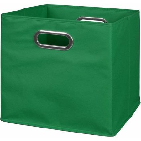 Niche Cubo Foldable Fabric Storage Bin, Multiple Colors by