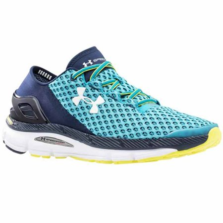 size 40 ed070 c24c4 Under Armour - Under Armour Men s UA Speedform Gemini Running Shoe, Academy    White - Walmart.com