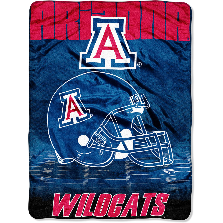 "NCAA Arizona Wildcats 60"" x 80"" Oversized Micro Raschel Throw, 1 Each"