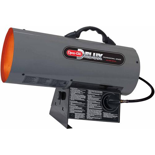 Dyna Glo Delux 40k Btu Liquid Propane Portable Forced Air
