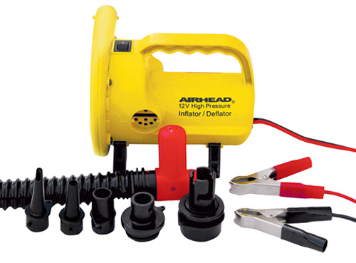 Click here to buy Kwik Tek AHP-12HP Airhead High Pressure Air Pump, 12v by Kwik Tek.