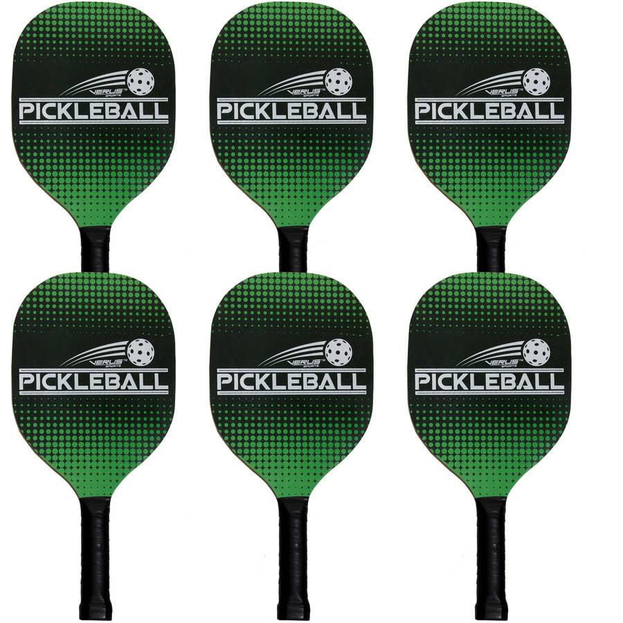 Deluxe Pickleball Paddles Pk 6