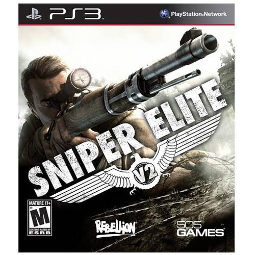 Cokem International Preown Ps3 Sniper Elite V2