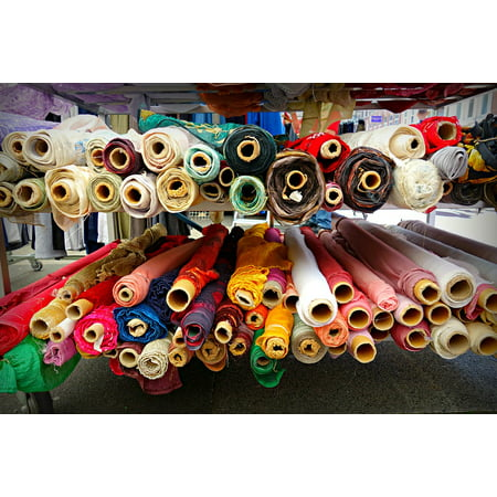 Silk Wool Linen (LAMINATED POSTER Cloth Fabric Linen Silk Satin Wool Textile Poster Print 24 x 36 )