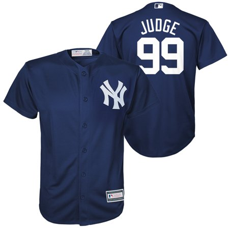 Aaron Judge New York Yankees Youth Player Replica Jersey - Navy ... e74bccfc43a